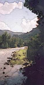 North Fork of the Shoshone River - 2002